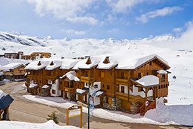 Val Thorens - Montagnettes Lombarde preiswert / Val Thorens Les Trois Vallées Buchung