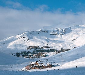 Skiurlaub in Appartements in Val Thorens