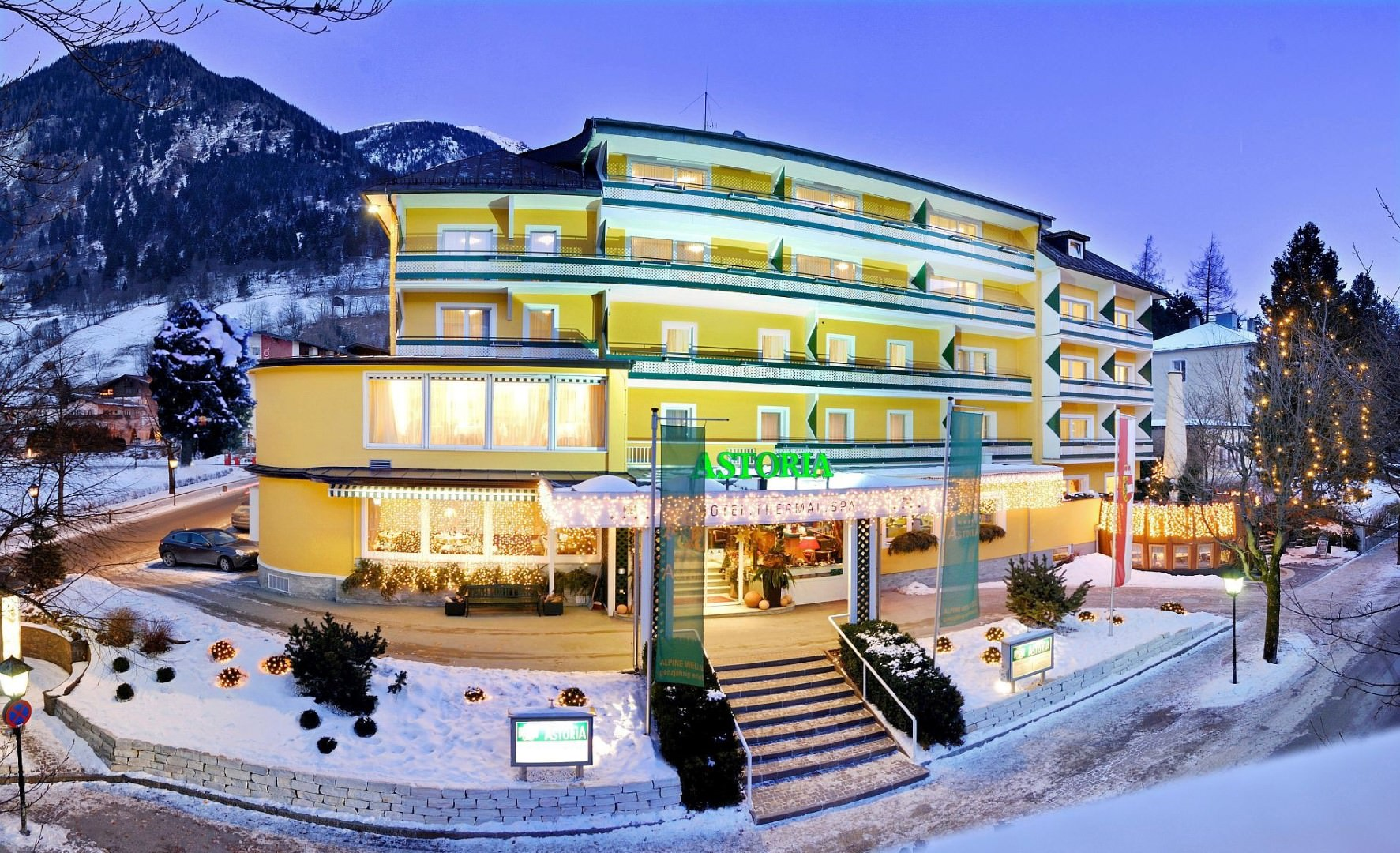 Hotel Astoria in Bad Gastein/Hofgastein, Hotel Astoria / Österreich