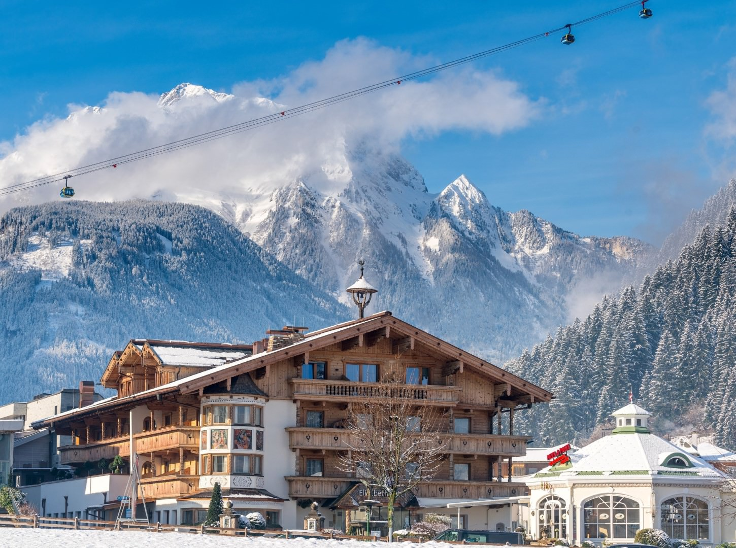 ElisabethHotel - Premium Private Retreat (Adults Only) in Mayrhofen (Zillertal), ElisabethHotel - Premium Private Retreat (Adults Only) / Österreich