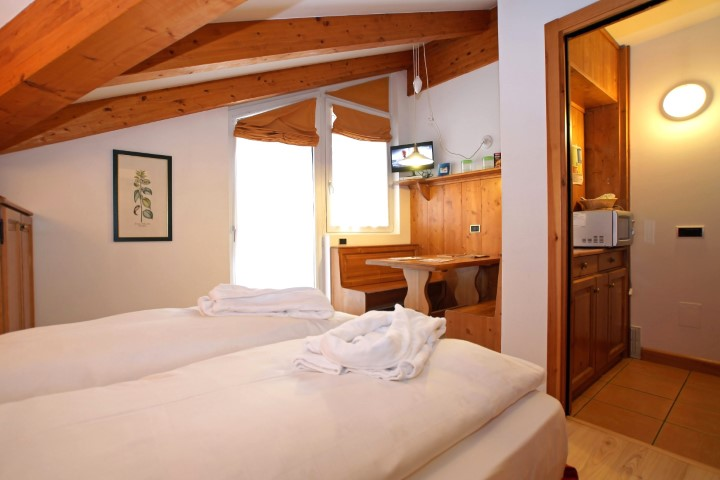 Appartementhaus Sporting Club Residence preiswert / San Martino di Castrozza Buchung