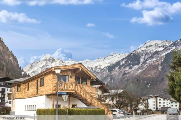 Pension Patricia in Kaprun / Zell am See, Pension Patricia / Österreich