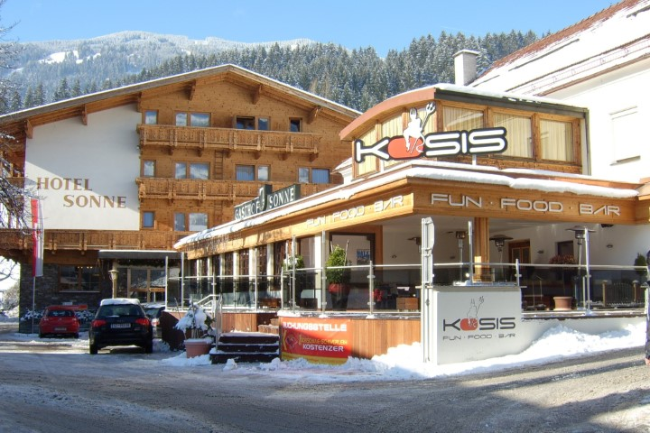 KOSIS Sports Lifestyle Hotel (ehemals Hotel Sonne)