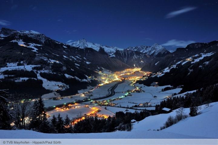 Mayrhofen Pension Zillertal Ferienwohnung Unterkunft