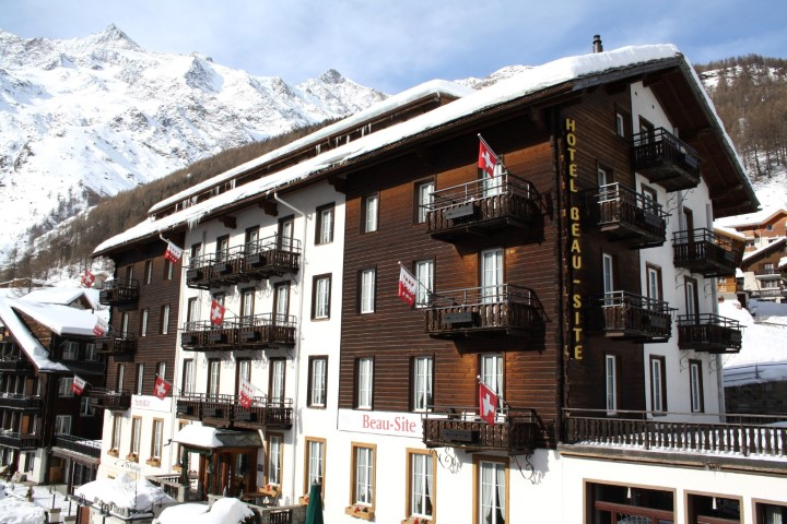 Sunstar Boutique Hotel Beau-Site Saas-Fee