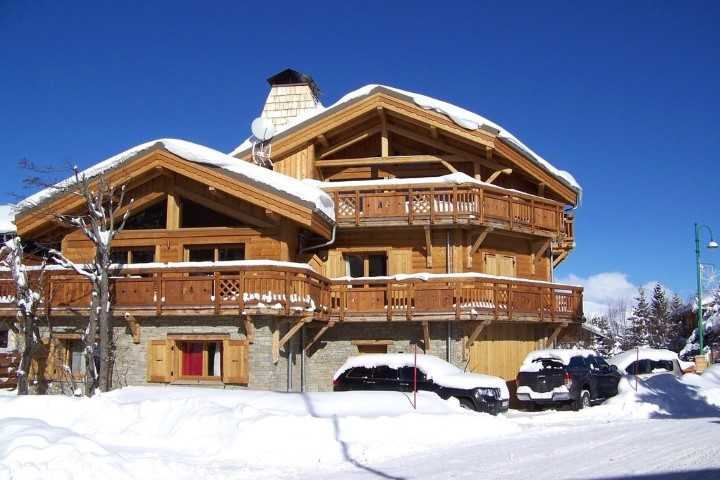 Chalet Levanna Occidentale in Les 2 Alpes / Alpe d-Huez, Chalet Levanna Occidentale / Frankreich