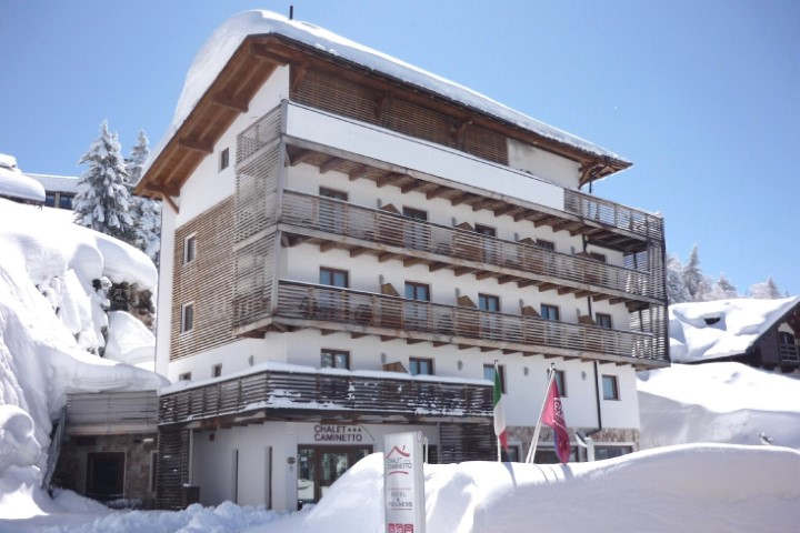Chalet Caminetto in Monte Bondone, Chalet Caminetto / Italien
