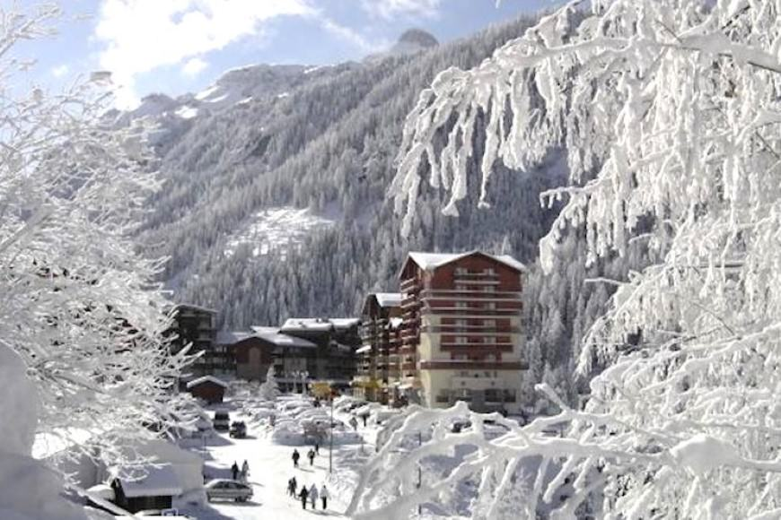 Résidence Grand Argentier in Valfréjus / Val Cenis / La Norma, Résidence Grand Argentier / Frankreich