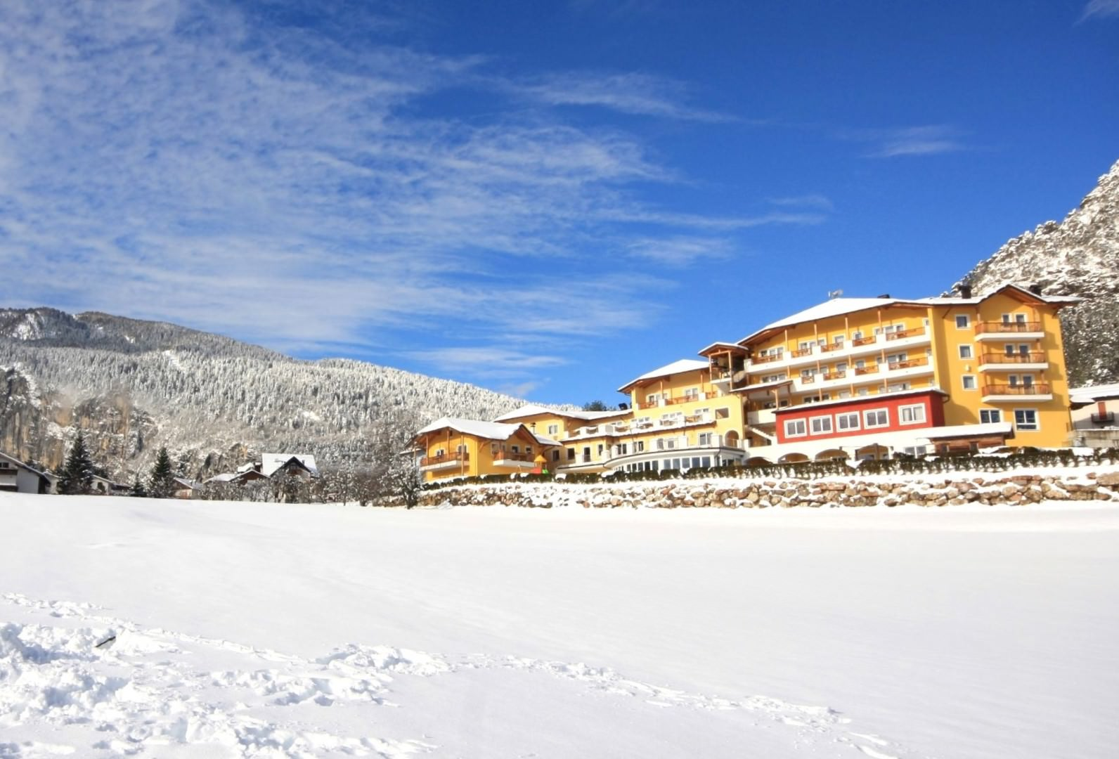 Hotel Al Sole Beauty & Vital in Andalo, Hotel Al Sole Beauty & Vital / Italien