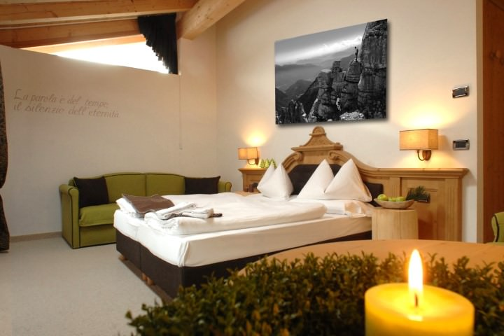 Romantic Hotel Excelsior preiswert / Cavalese (Fleimstal) Buchung