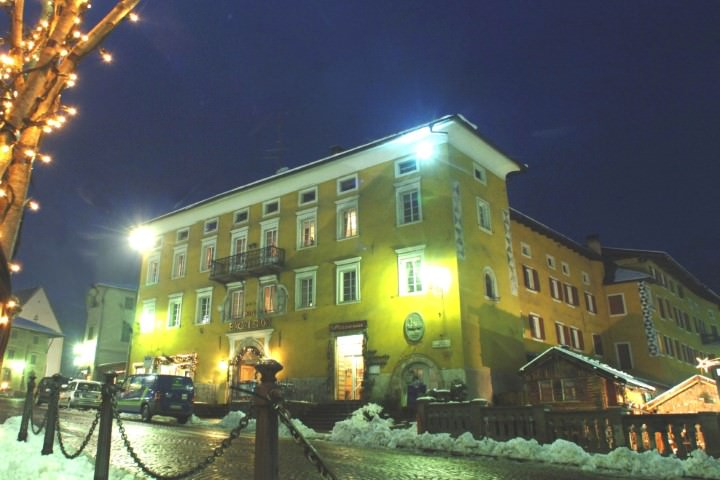 Romantic Hotel Excelsior in Cavalese (Fleimstal), Romantic Hotel Excelsior / Italien