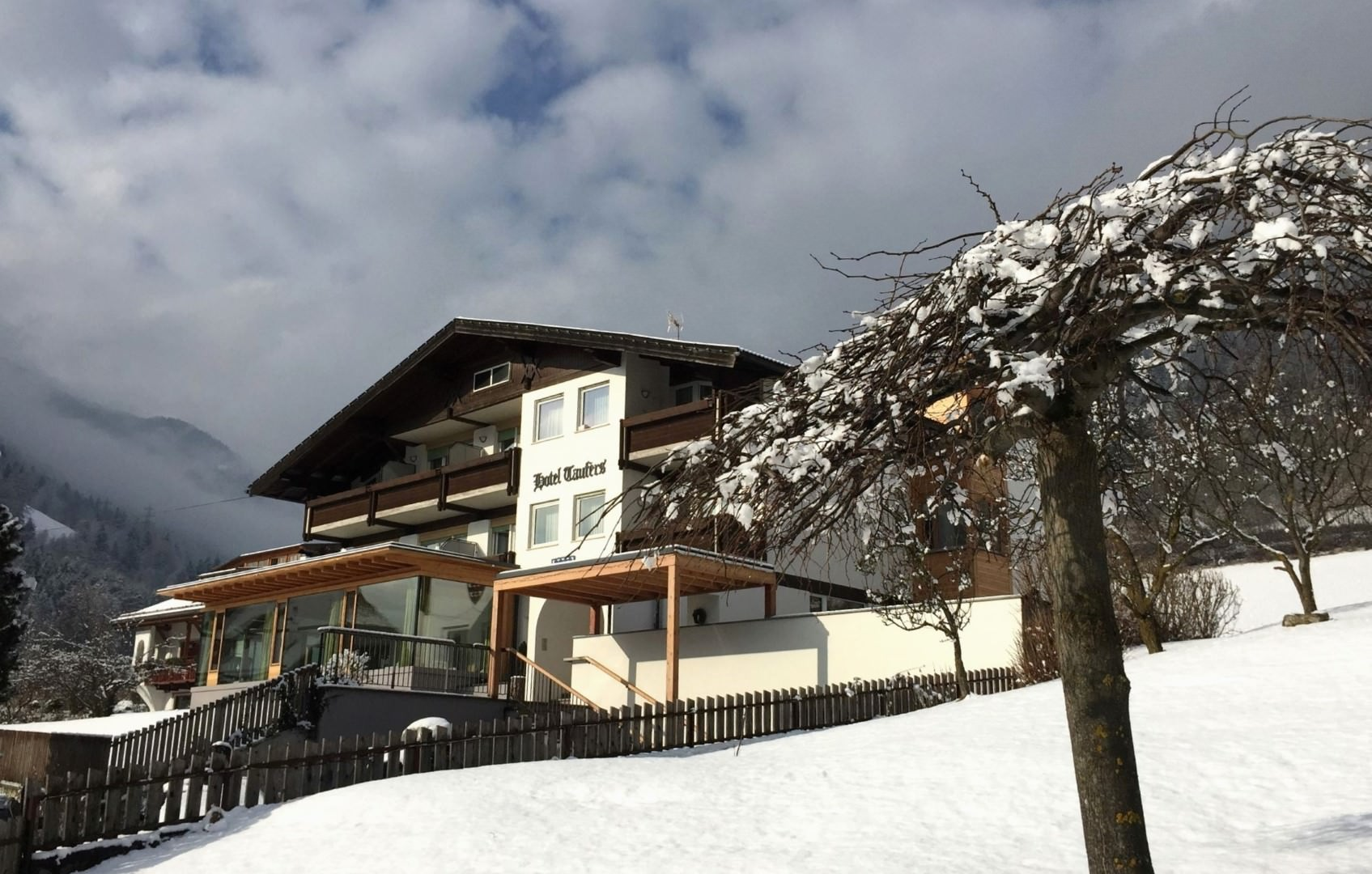 Hotel Taufers günstig / Mühlen in Taufers Last-Minute