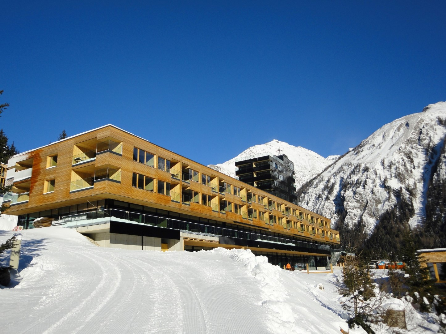 Chalet Gradonna Mountain Resort