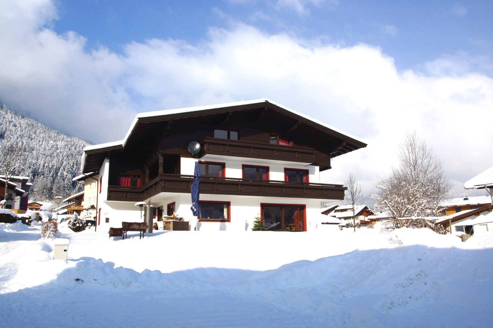 Pensionen & Appartements SkiWelt Wilder Kaiser