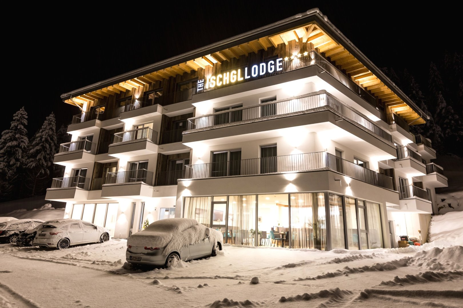 The Ischgl Lodge