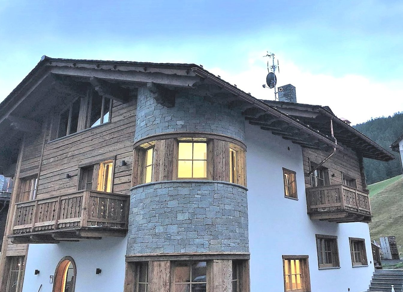 Mountain Chalet Remi in Livigno, Mountain Chalet Remi / Italien