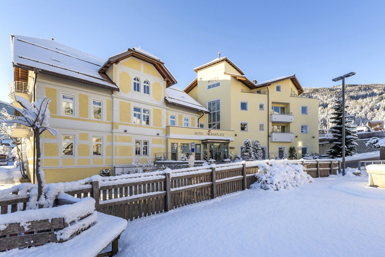Hotel Kronplatz - mountain living