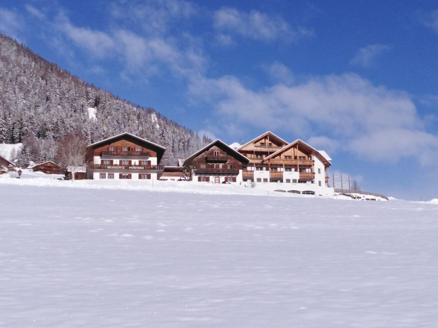 Mountain Residence Montana in St. Magdalena, Mountain Residence Montana / Italien