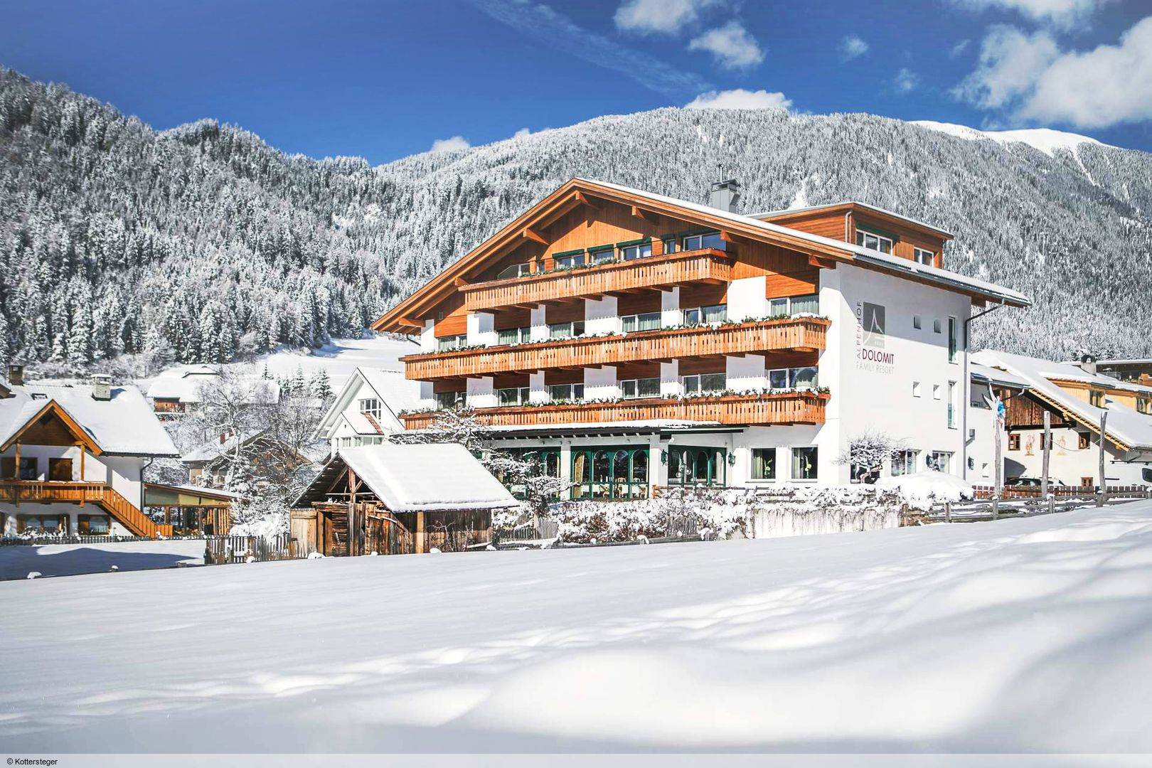 Hotel Alpenhof Dolomit Family Resort