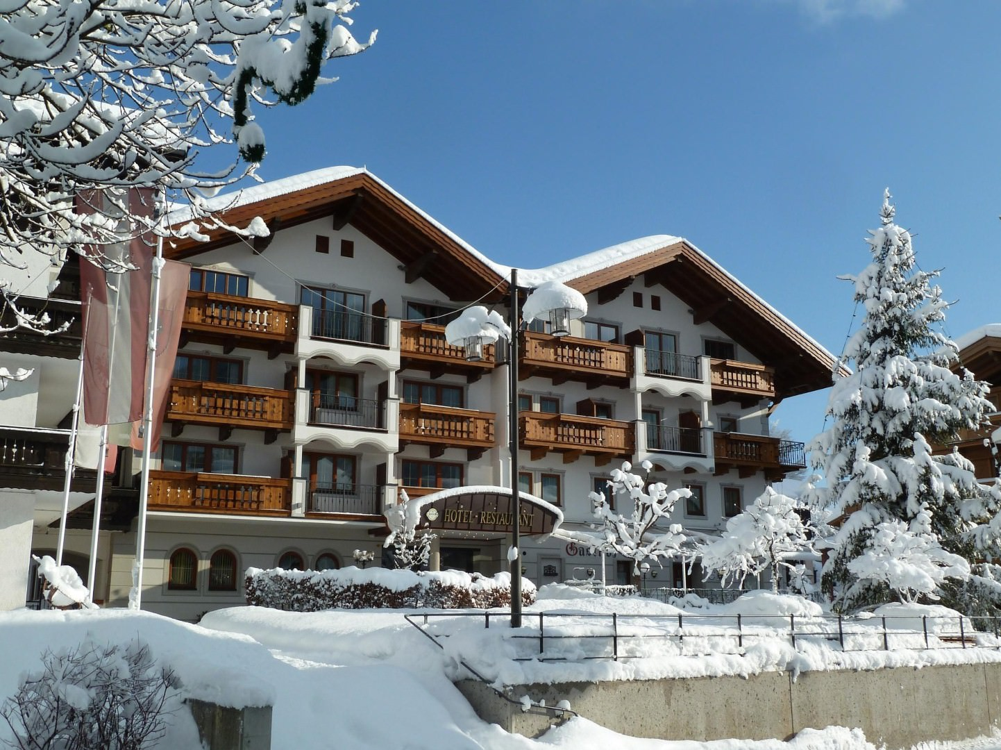 Hotel Wirtshaus Post St Johann