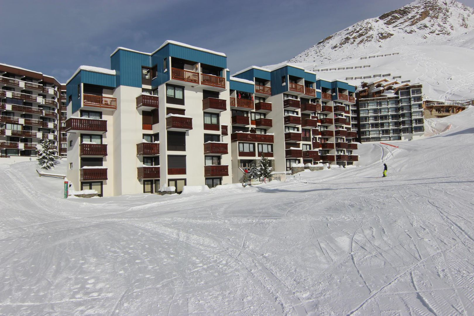 Résidence Olympic in Val Thorens Les Trois Vallées, Résidence Olympic / Frankreich