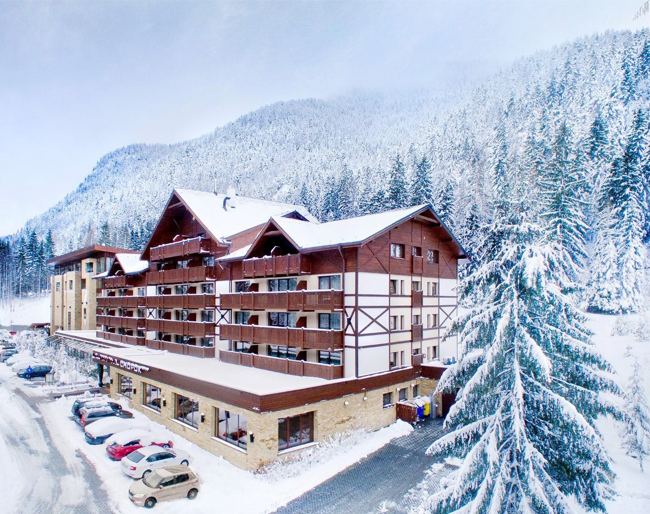 Wellnesshotel Chopok in Jasna, Wellnesshotel Chopok / Slowakei