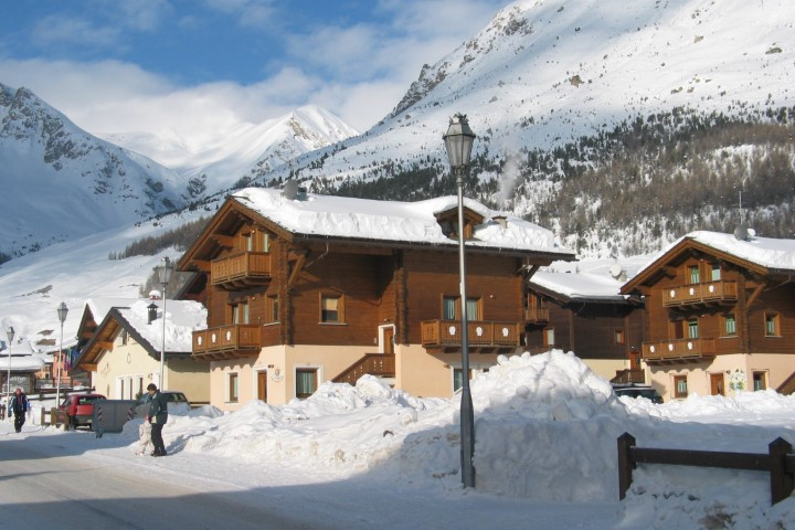 Chalet Beatrice in Livigno, Chalet Beatrice / Italien
