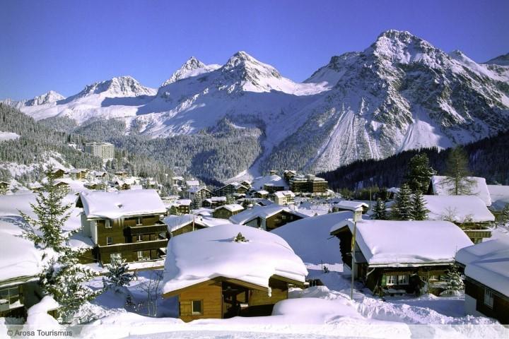 skiurlaub arosa skireisen arosa hotels g nstig buchen. Black Bedroom Furniture Sets. Home Design Ideas