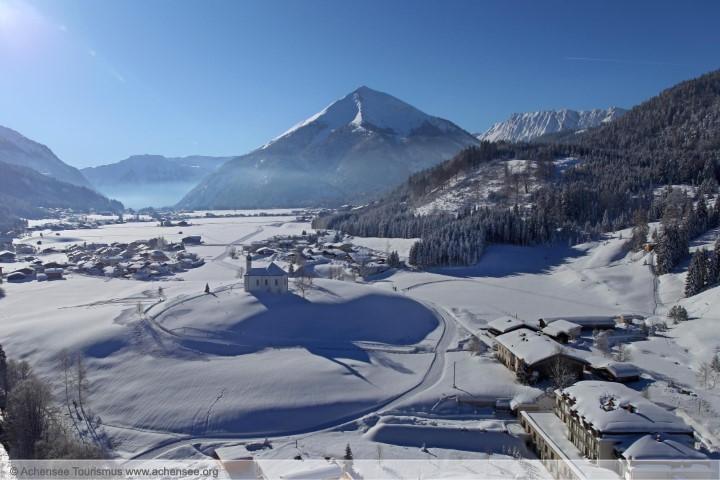 Achensee Skiurlaub Achenkirch Skireisen Pertisau