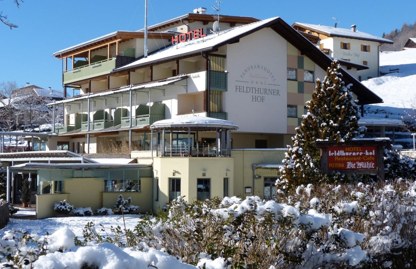 Panorama Wellnesshotel Feldthurnerhof (Feldthurns)
