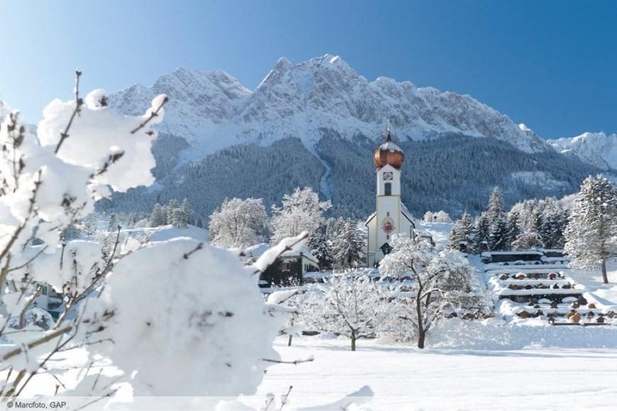 Skiurlaub 2019 Weihnachten.Skiurlaub Garmisch Partenkirchen Unterkunft Zugspitze Winterurlaub