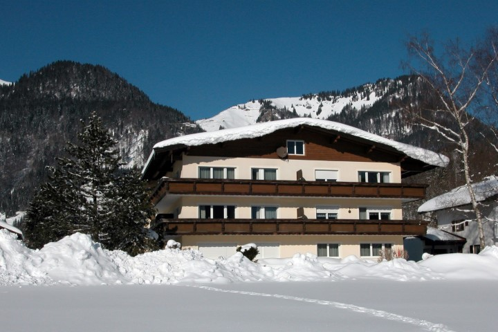 Appartement Tirolerhaus günstig / Walchsee Last-Minute