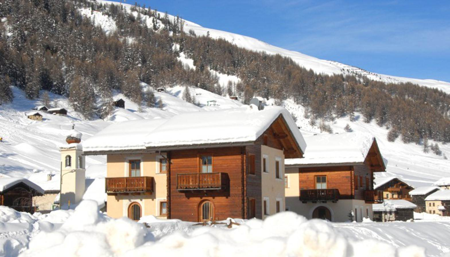 Appartement Marissa in Livigno, Appartement Marissa / Italien