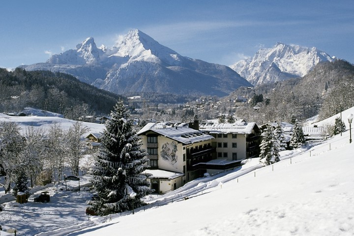 Alpensport-Hotel Seimler in Berchtesgaden, Alpensport-Hotel Seimler / Deutschland